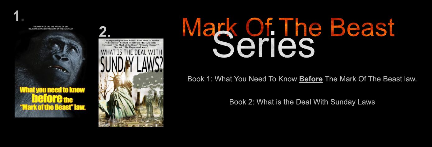Mark Of The Beast series